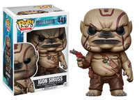 Funko Movies Pop! - Valerian - Igon Siruss #441