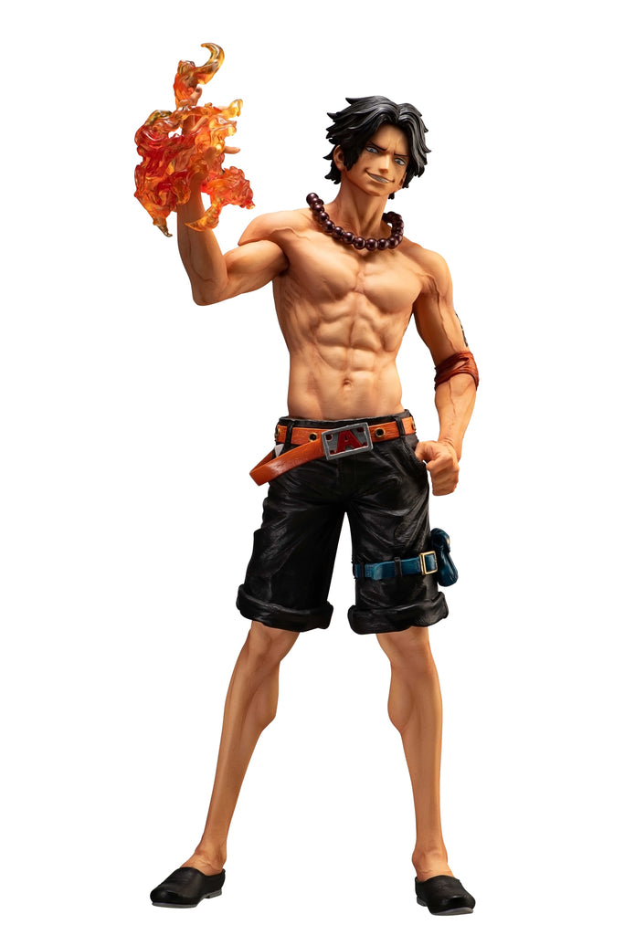 Bandai Ichiban Figure - One Piece - The Bonds of Brothers - Portgas D Ace