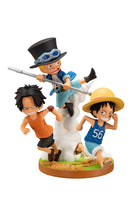 Bandai Ichiban Figure - One Piece - The Bonds of Brothers