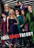 Magnet: The Big Bang Theory - Cast in Box