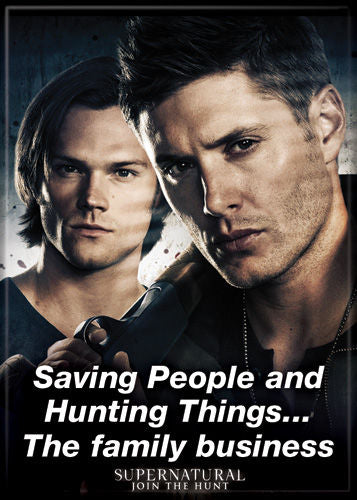 Magnet: Supernatural - The Family Business