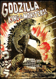 Magnet: Godzilla King of the Monsters Movie Poster 2