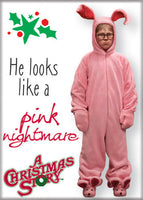 Magnet: A Christmas Story - Pink Nightmare