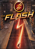 Magnet: The Flash - Logo and Speeding