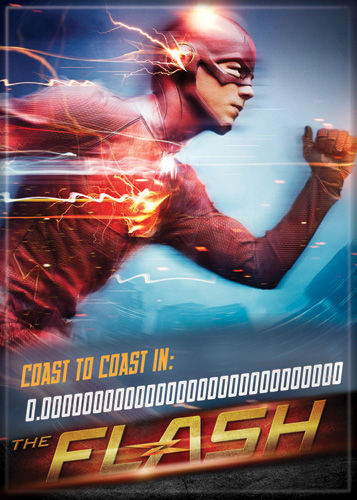 Magnet: The Flash - Coast to Coast