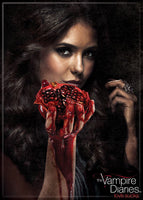 Magnet: The Vampire Diaries Elena Pomegranate