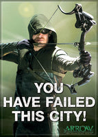 Magnet: Arrow - You Have Failed This City
