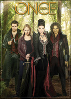 Magnet: Once Upon a Time - Emma, Regina, and Rumple