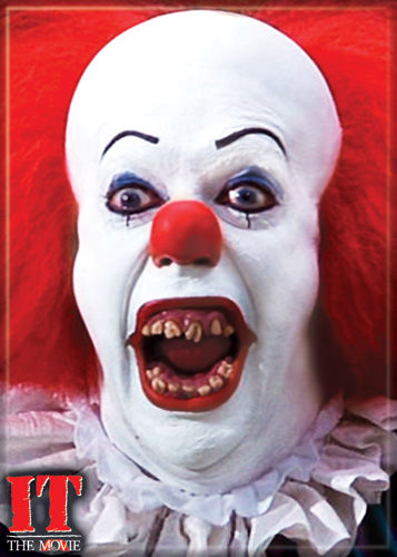 Magnet: IT Pennywise Teeth