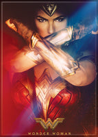 Magnet: Wonder Woman Movie - Wonder Woman