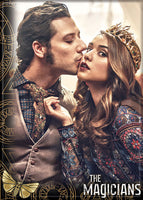 Magnet: The Magicians - Eliot and Margot