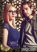Magnet: The Magicians - Q and Alice