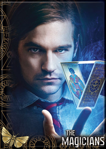 Magnet: The Magicians - Quentin