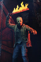 NECA 7 Inch Scale Action Figure: Freddy vs Jason - Ultimate Jason Voorhees