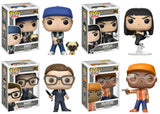 Set of 4 Funko Movies Pop! - Kingsman The Secret Service <br> Pre-Order