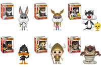 Set of 6 Funko Animation Pop! - Looney Tunes