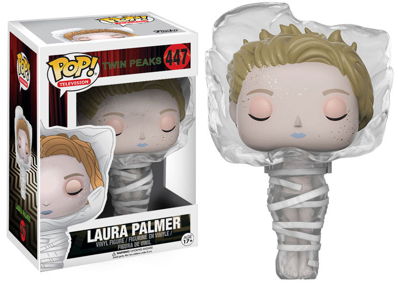 Funko Television Pop! Twin Peaks - Laura Palmer #447