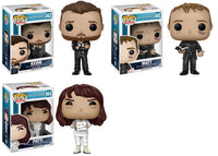 Set of 3 Funko Television Pop! - The Leftovers Patti, Matt and Kevin<br>Pre-Order