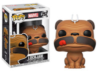 Funko Marvel Pop! - The Inhumans Lockjaw