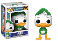 Funko Disney Pop!s: Ducktales - Louie Pre-Order