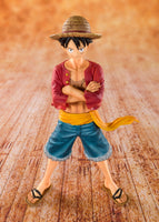 Bandai FiguartsZero: One Piece - Straw Hat Luffy