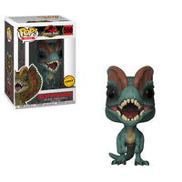 Funko Movies Pop! - Jurassic Park - Dilophoasaurus Chase - Pre-Order