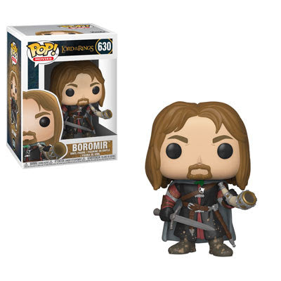Funko  Movies Pop - Lord of the Rings S4 - Boromir #630