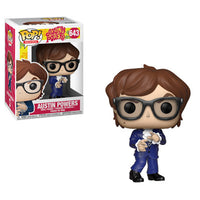 Funko Movies Pop - Austin Powers: Austin Powers