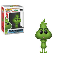 Funko Movies Pop - The Grinch - The Young Grinch