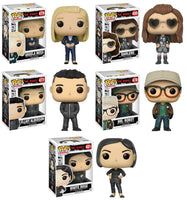 Set of 5 Funko TV Pop! Mr. Robot - Regular Vinyl Figures<br>Pre-Order