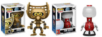 Set of 2 Funko Television Pop!: Mystery Science Theater 3000 - Crow & Tom Servo