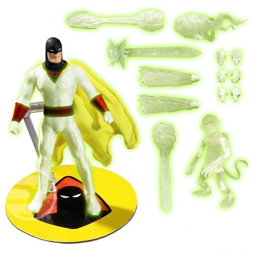 Mezco: Space Ghost Glow-in-the-Dark One:12 Figure