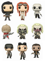 Set of 9 Funko Movie Pop! - Mad Max Fury Road - 7 Regular and 2 Chase