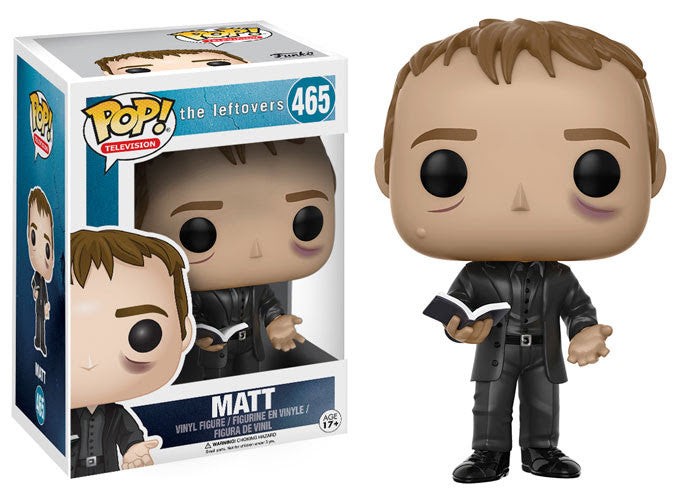 Funko Television Pop! - The Leftovers Matt #465<br>Pre-Order