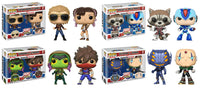 All 4 Funko Games Pop! - Set of 2 Marvel vs Capcom: Infinite - Ultron vs Sigma - Pre-Order