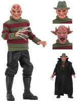 NECA 8 Inch Clothed Action Figure: Nightmare on Elm Street - Freddy Krueger