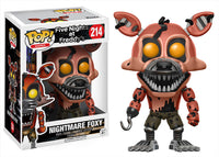 Funko Games Pop! Five Nights at Freddy's - Nightmare Foxy #214