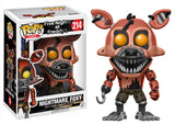 Funko Games Pop! Five Nights at Freddy's - Nightmare Foxy #214 <br>Pre-Order