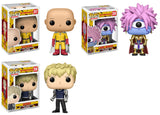 Set of 3 Funko Animation Pop!s: One Punch Man