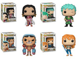 Funko Animation Pop! - One Piece S2 - Set of 4 - Pre-Order