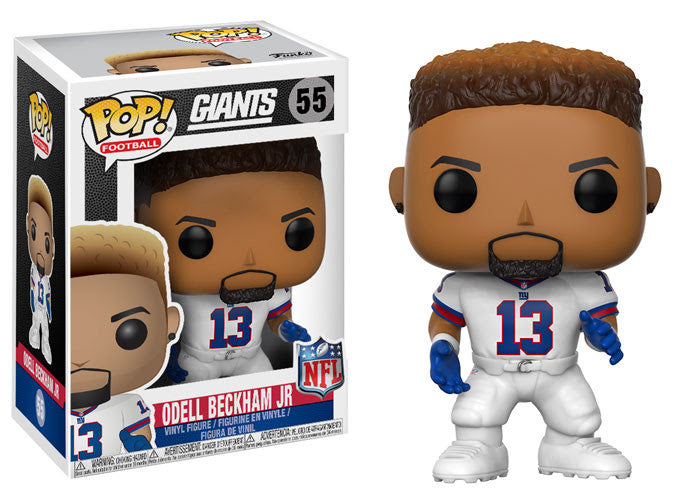 Funko NFL Pop!s Wave 4 -New York Giants Odell Beckham Jr.