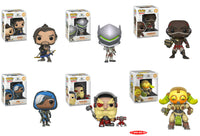 Funko Games Pop - Overwatch S4 - Set of 6