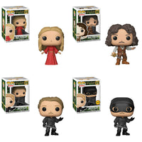 Funko Movies Pop - The Princess Bride Set of 4 w/ Chase