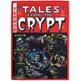 Tales from the Crypt - Red Comic Patch