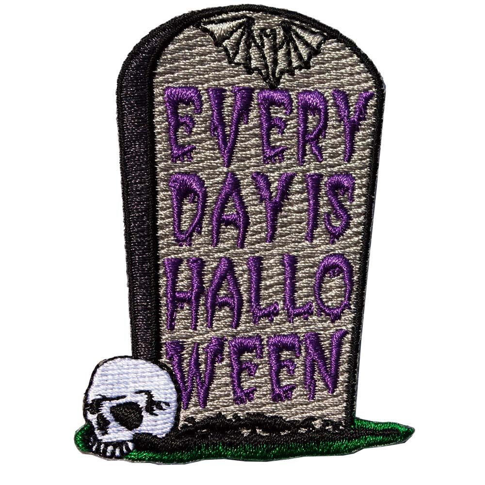 Every Day is Halloween Patch