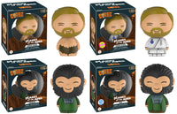Set of 4 Funko Movie Dorbz - Planet of the Apes