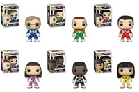 Funko Television Pop - Power Rangers S7: Set of 6 Power Rangers - Pre-Order