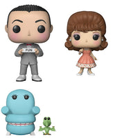 Funko Television Pop - Pee-wee's Playhouse Set of 3