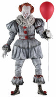 NECA 1/4 Scale Action Figure: IT - Pennywise (Skarsgård)
