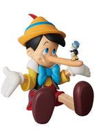 Medicom Ultra Detail Figure: Disney - Pinocchio - Pinocchio (Long Nose Version)